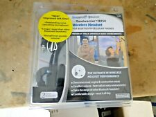 New Blue Parrot B150 Professional Wireless Noise Canceling Bluetooth Headset
