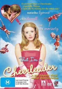 But I'm A Cheerleader (DVD, 2005) Very Good Condition Region 4