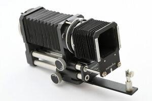 Novoflex Automatik Balgengerät Minolta MD mit Balson K