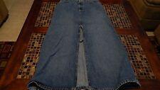 Polo Jeans Co. Ralph Lauren Long Denim Jean Skirt Size 10 Modest Front Split
