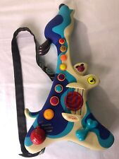 Acoustic Electric Howl String Guitar Kid Toy Tested Excellent Condition