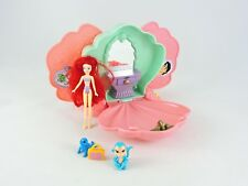 Glamour & Glitz Ariel shell playset THE LITTLE MERMAID Disney Princess perfectly