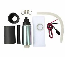 255Lph In-tank High Performance and High Pressure Electric Fuel Pump & Kit # 340 (Fits: Volvo 940)