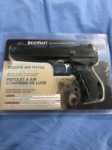Beeman Sportsman Series Air Pistol Deluxe Model 2004 177 Pellet  NEW