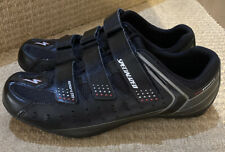 Specialized Sport TR Body Geometry Black Road Cycling Shoes Size 46 / UK 11.25