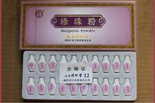 Tong Ren Tang Pearl Powder  Margarita Powder 20 small bottles /Box