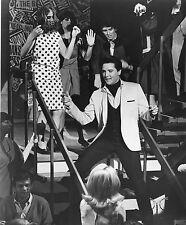 Vtg Black & White Portrait of ELVIS PRESLEY Spin Out  Movie (Dancing) Photo #619