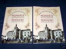 Book-Album MUKACHEVO IN OLD POSTCARDS Ukraine 2006
