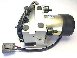 1994-1996 Ford Escort Anti-Lock Brake System ABS Hydraulic Pump New 5545-13707B