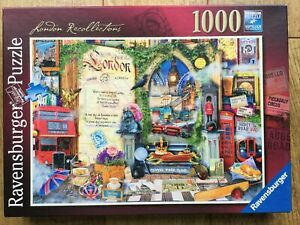 Ravensburger 1000 Piece Jigsaw Puzzle  'London Recollections'