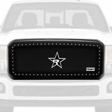 For Ford F-250 Super Duty 11-16 NDX Series Black Dual Weave Mesh Main Grille