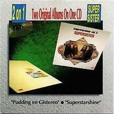 CD Supersister - Pudding En Gisteren & Superstarshine kopen bij VindCD