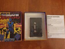 Shadow warriors gioco commodore 64 completo