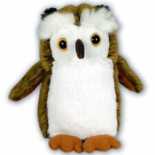 Pack of 10 Owl 13cm Soft Toys - Wholesale Cuddly Toys - Suitable for ages 0+