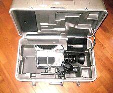 Vintage Panasonic WV-F 250B Camera with Case