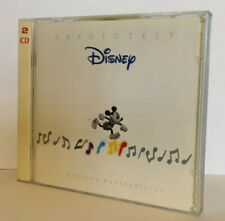 Absolutely Disney OST 40 Magical Masterpieces 2 CD set by Various Artists (1995)
