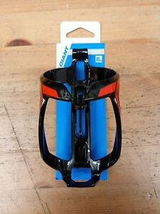 Genuine Giant Black And Red Proway Bottle Cage