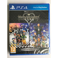 Kingdom Hearts HD 1.5 and 2.5 Remix (PS4) New and Sealed