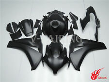 Fairing Fit for Honda CBR1000RR 2008-2011 2009 Injection Matte Black Plastic a78