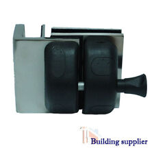 Stainless Steel 316L Pool Fencing Frameless Glass to Right Angle Latch