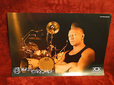 Mike Terrana Drum Craft Promo Poster