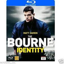 Bourne Identity Blu-ray NUEVO SELLADO
