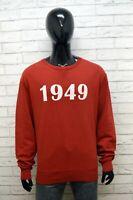 Felpa GANT Cardigan Uomo Taglia 2XL Pullover Sweater Man Maglione Sweatshirt