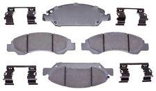 Frt Ceramic Brake Pads  ACDelco Advantage  14D1367ACH