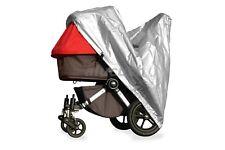 alucush Abdeckung für Kinderwagen Teutonia Fun System Regenschutz Regenverdeck