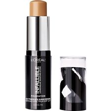 LOREAL Paris Infallible Longwear Foundation Shaping Stick HONEY 409
