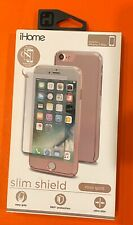 New iHome Slim Shield Case For IPHONE 7 PLUS Rose Pink