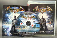 "PS 3 Playstation 3 Spiel "" BATMAN ARKHAM ASYLUM "" KOMPLETT"