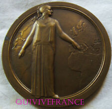 MED6341 - MEDAILLE ASSURANCE INCENDIE L'UNION 1928 par NICLAUS