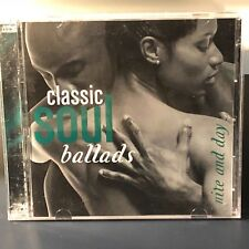 Classic Soul Ballads, Nite And Day, CD Time Life Music, 2 Disc