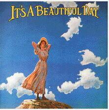IT'S A BEAUTIFUL DAY - IT'S A BEAUTIFUL DAY CD S/T