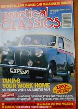 Practical Classics Dec 1994 Vol15 #8 Buying Saab 95 96 + Austin A35 Van Restore
