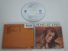 RICKIE LEE JONES/RICKIE LEE JONES(WARNER BROS. 3296-2+256 628) CD ALBUM