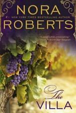 The Villa by Nora Roberts Book Novel (2014, Paperback)