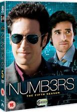 Numb3rs: Season 5 DVD (2010) Rob Morrow ***NEW***