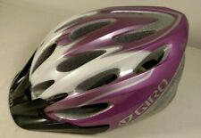 Giro Skyla bicycle bike helmet women's G151X 50-57cm Purple & Silver NR