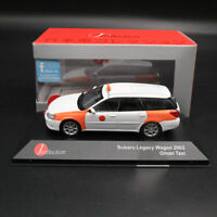 1:43 J Collection SUBARU Legacy Wagon Oman TAXI 2003 JC284 Limited Edition Model