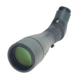 Swarovski ATX 95mm Angled Spotting Scope with 30-70X Eyepiece