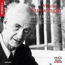 Wilhem Furtwangler Wiener Philharmo - Famous Overtures (NEW SACD)