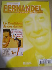 FASCICULE INOUBLIABLE FERNANDEL : N° 53 - LE CONFIDENT DE CES DAMES