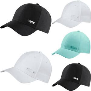 Adidas Boys Baseball Cap Kids Metal Logo Golf Sports Hat Youth Adjustable Caps