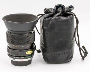 Olympus OM Zuiko S 35-70mm f/4 Standard Zoom Lens