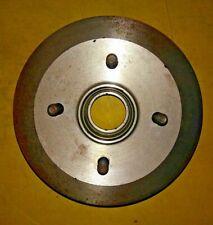 Paire de tambours de freins FORD Fiesta III Courier - DOYEN 94.3103.10