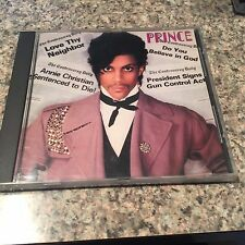 Prince Controversy Cd Japan