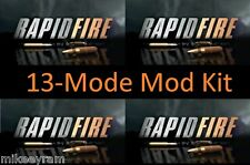 13-Mode, Rapid Fire Stealth Mod Kit for Xbox One Controller, Buy 3 get 1 free