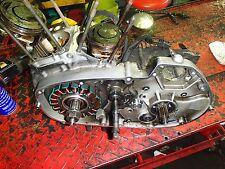 Buell 2004 firebolt xb12r motor cases/bottom end/crankshaft/pistons/transmission